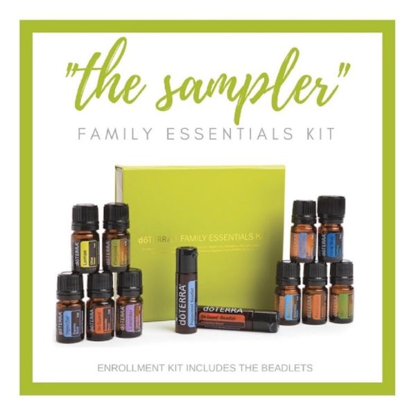 doterra essential oil starter kit