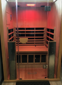 Infrared sauna benefits essential oils