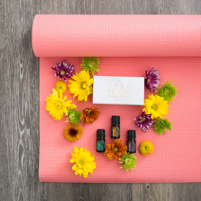 Yoga essential oils doterra uk