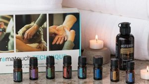 Retail doterra business