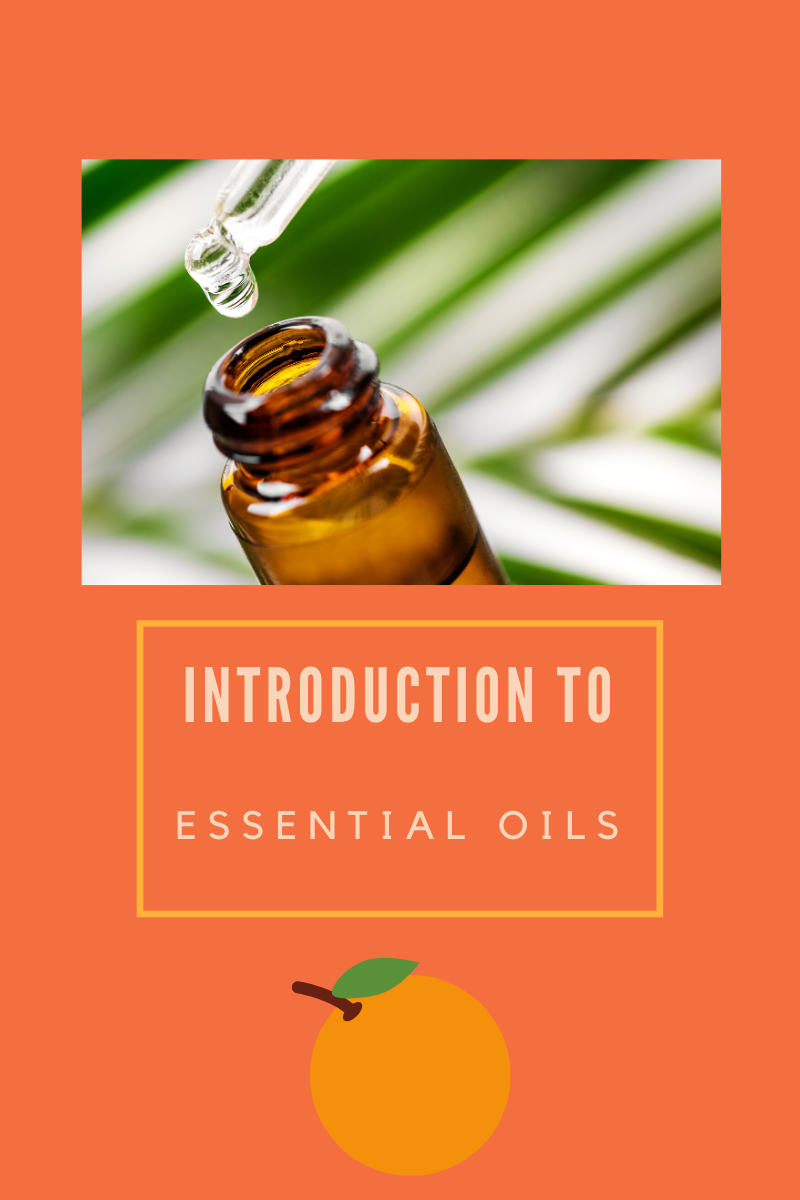 Introduction to Essential Oils for Beginners