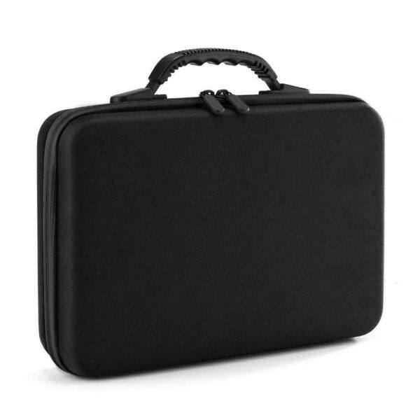 Black large essential oil case
