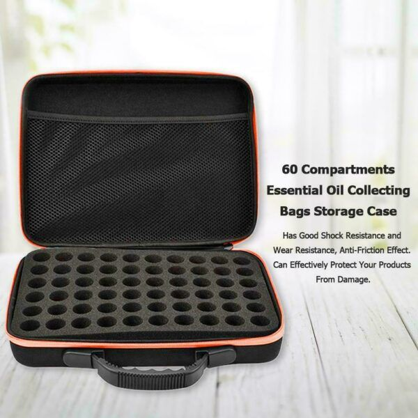Large essential oil case