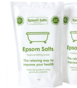 Epsom Salts for sale 1KG